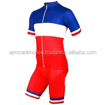custom sublimation cycling wear cycling uniform-AJM-117