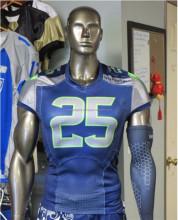 Custom American Football Uniforms, High Quality Football Uniforms, Sublimated American Football Uniforms and Jersey