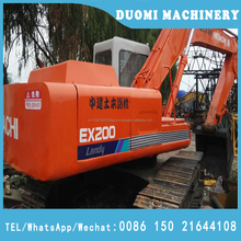used Japan Hitachi EX200 excavator EX200-1 excavator for sale, also Hitachi EX200-1