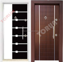 Modern House Cheap stainless steel door design, steel security door