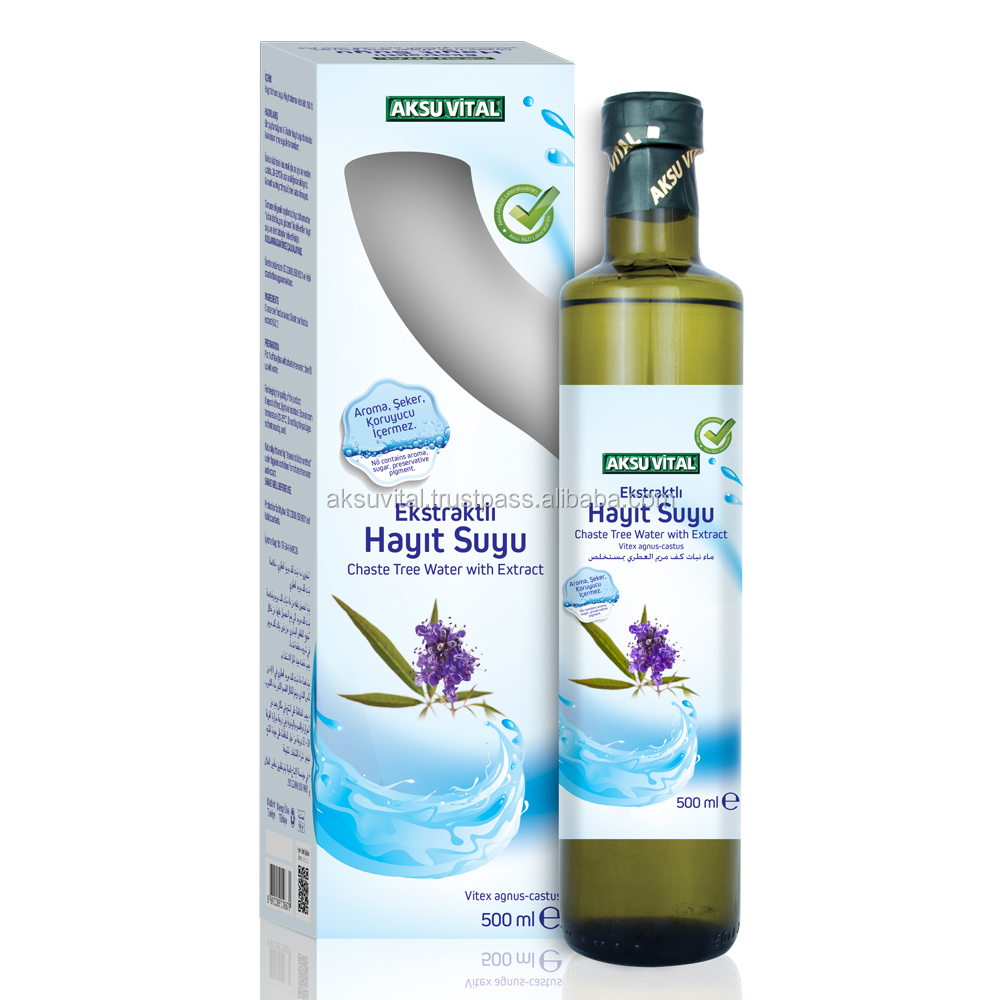 Chaster Water Herbal Aphrodisiac Soft Drink for Libido Energy