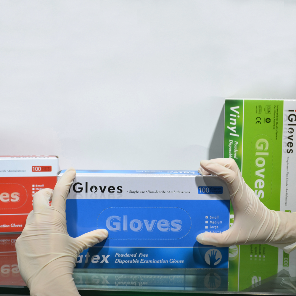 Alibaba Latex gloves malaysia manufacturer,disposable latex glove