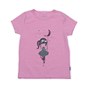 Teen Girls T-shirt with two way sequin embroidery