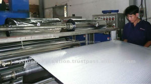 Fire retardant thermal insulation foil