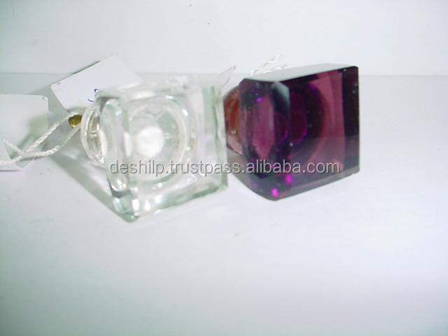 glass knob Glass Door Knob Glass with Silver Cabinet Door Knob Pulls Door Handle