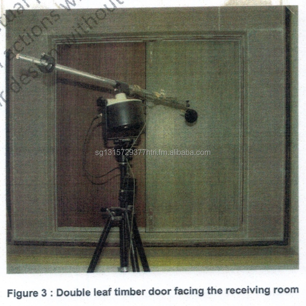 Acoustic Door STC 48 + 2 hour Fire Rated