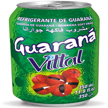 VITTAL SOFT DRINKS GUARANA 350ML , Nautural Soft drinks , Available Soft drinks for sale, Carbonated Drinks for sale