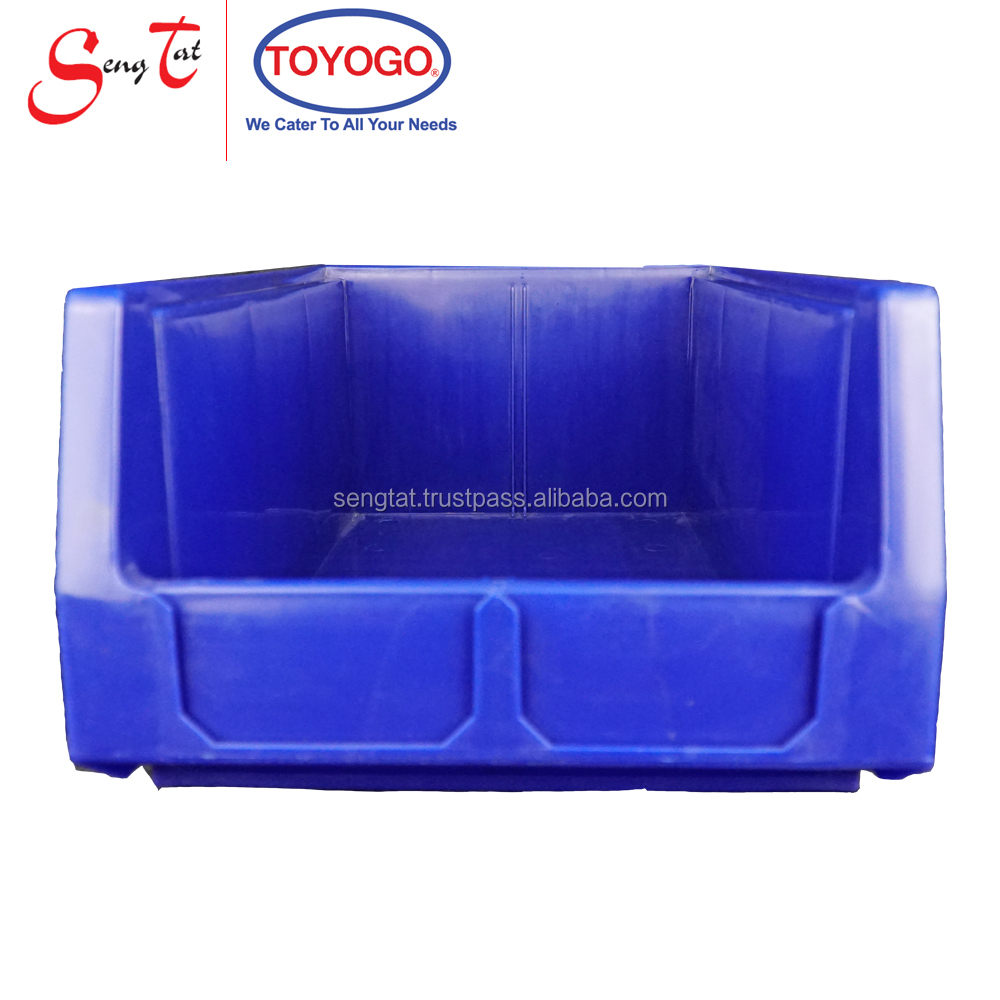 Heavy Duty Warehouse Stackable Plastic Part Bins (7305)