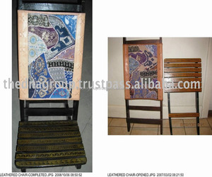 antique wooden arm chairs