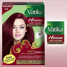 colour hairstyles no PPD burgundy hair dye/natural Dignified Hair Colour 100% safe herbal/100% pure natural herbal 1 day hair co