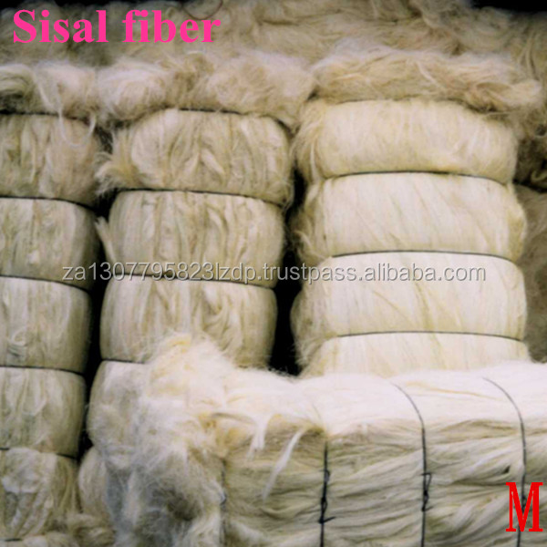 Sun-dried Ug Grade Sisal Fiber 100% Natural for Building