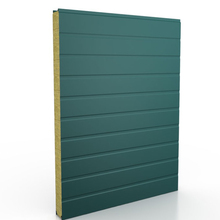 Rockwool Insulated Sandwich Wall Panel