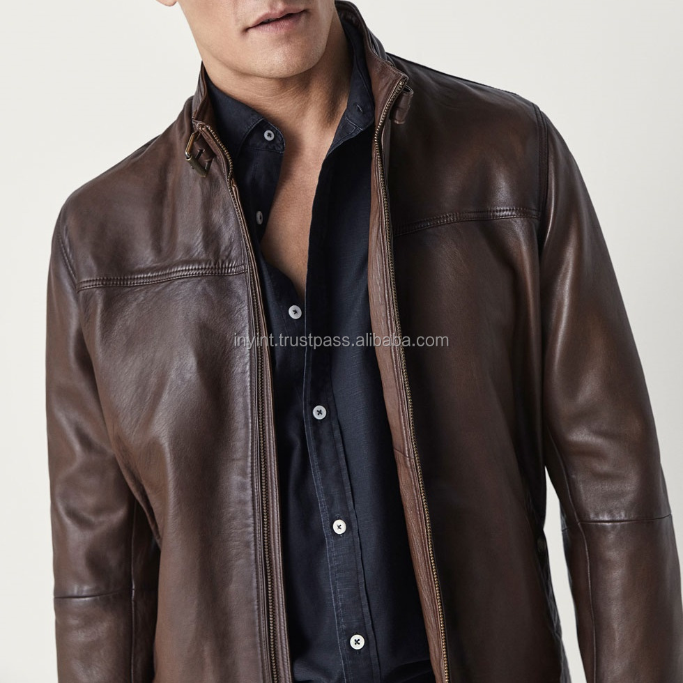Just Stylish Hero Leather Jacket New Style New Low Price Limited Edition Movies Jacket Best for man