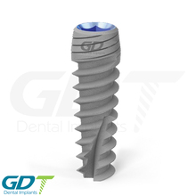 Spiral Connie, All Platforms, Dental Implant, Internal Hex