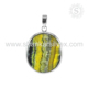 Good looking bumble bee gemstone pendant 925 sterling silver jewelry pendants exporters