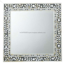 Mother of Pearl Iinlay Mirror Frame