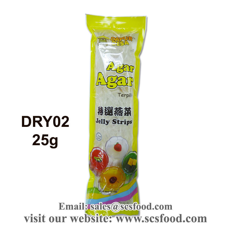 High Quality Agar Agar Strip 25g