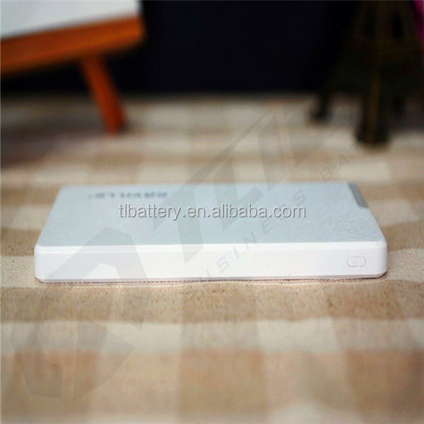 Factory supply portable 10000mah power bank promotion gift