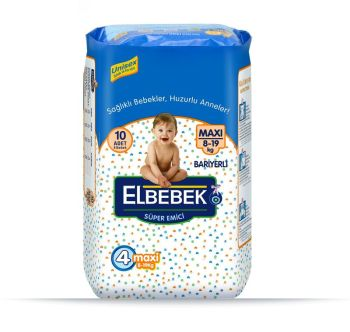 2017 Hot sell cheap factory price high absorption disposable Elbebek baby diaper