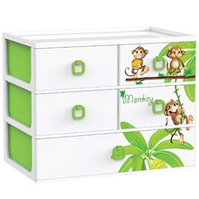 DRAWER/OFFICE CABINET/CHILDREN CABINETS plastic kids clothes cabinet