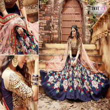 indian bridal lehenga designs / bridal lehenga choli / pakistani bridal lehenga