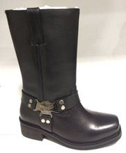 MEN'S COW BOY BIKER BOOTS, ALL SIZES OPTIONS AVAILABLE