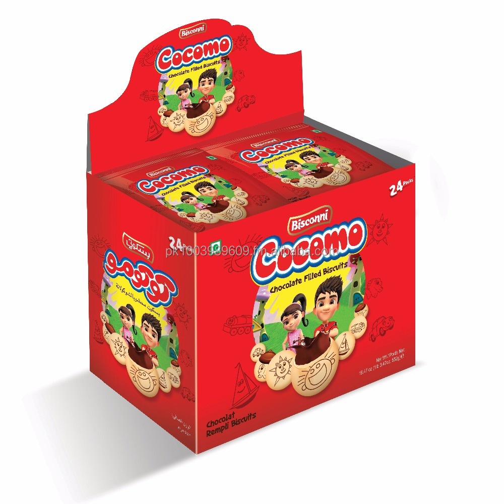 Cocomo - Center Filled Biscuits