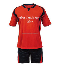 Man Club High Quality Team Soccer Set and Uniform Wholesale Bargain