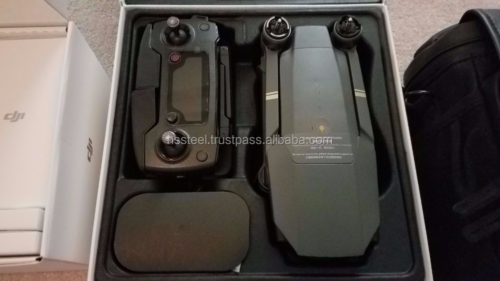 DJI Mavic Pro Fly More Combo RC Active Track GPS 4K Stabilized Camera IN STOCK