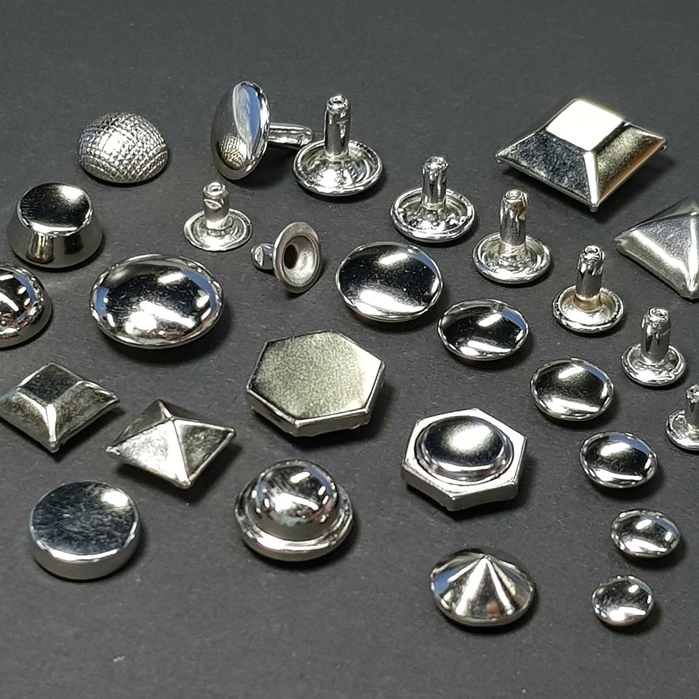 Various jeans button decorative pearl rivet for clothing