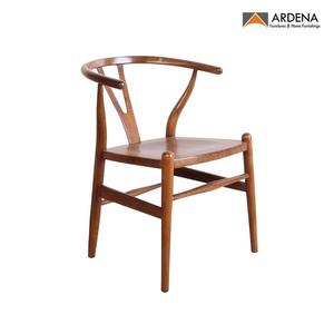 Replica Wishbone Dining Chair Restaurant chair Hans Wegner Y Chair by Mindy Wood