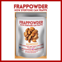 Almond Nuts Ice Blended Powder - Frappowder Milk
