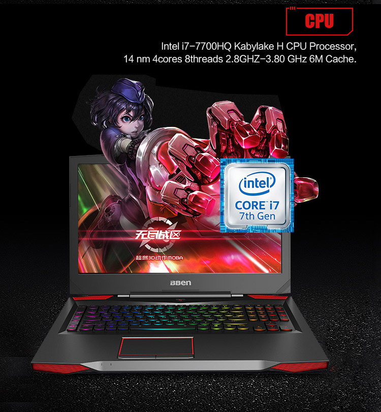 laptop prices in usa 17.3 inch gaming notebook 1920*1080 for msi nvidia geforce gtx 1060 6gb