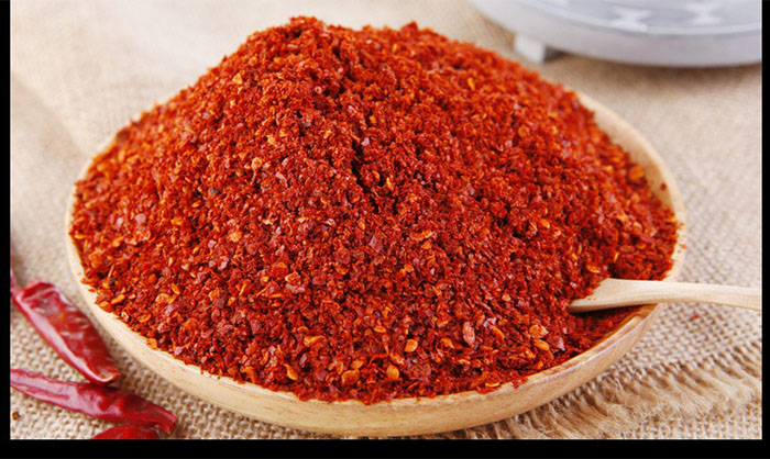 PREMIUM 1 KG INDIAN ORGANIC SUN DRIED RED HOTTEST SEASONINGS CRUSHED PEPPER