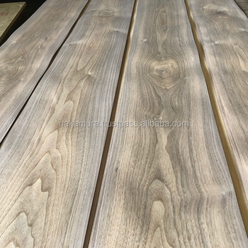 Beautiful Walnut Wood Veneer, other wood species also available