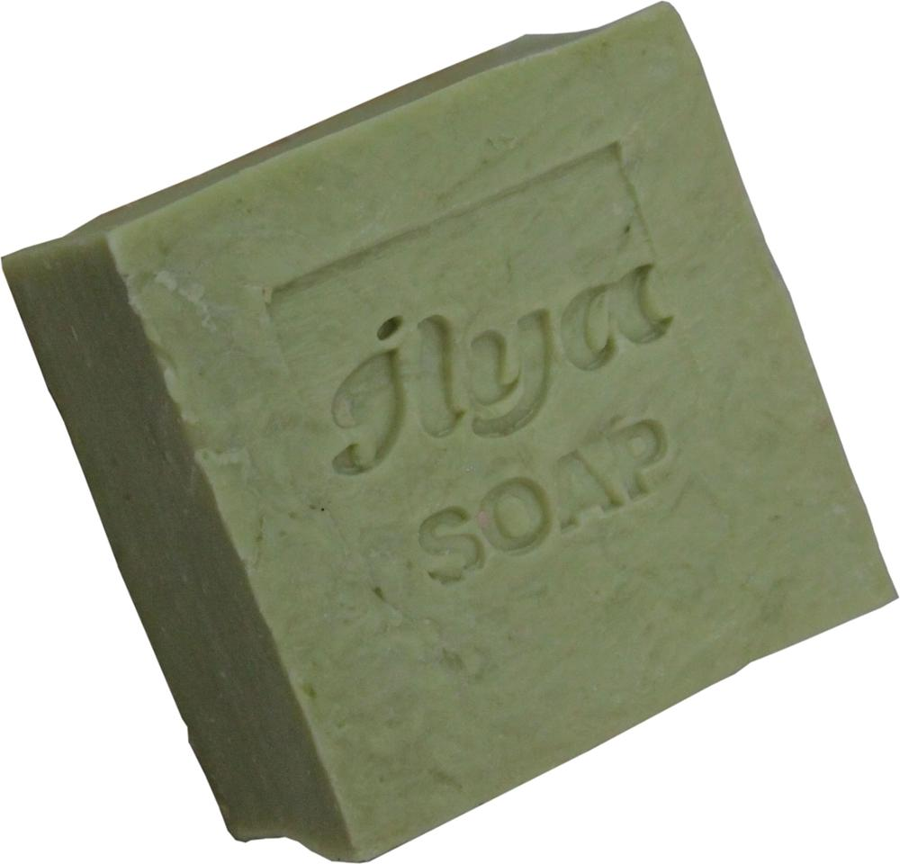 Organic Bar Soap With 5 Different Ingredients
