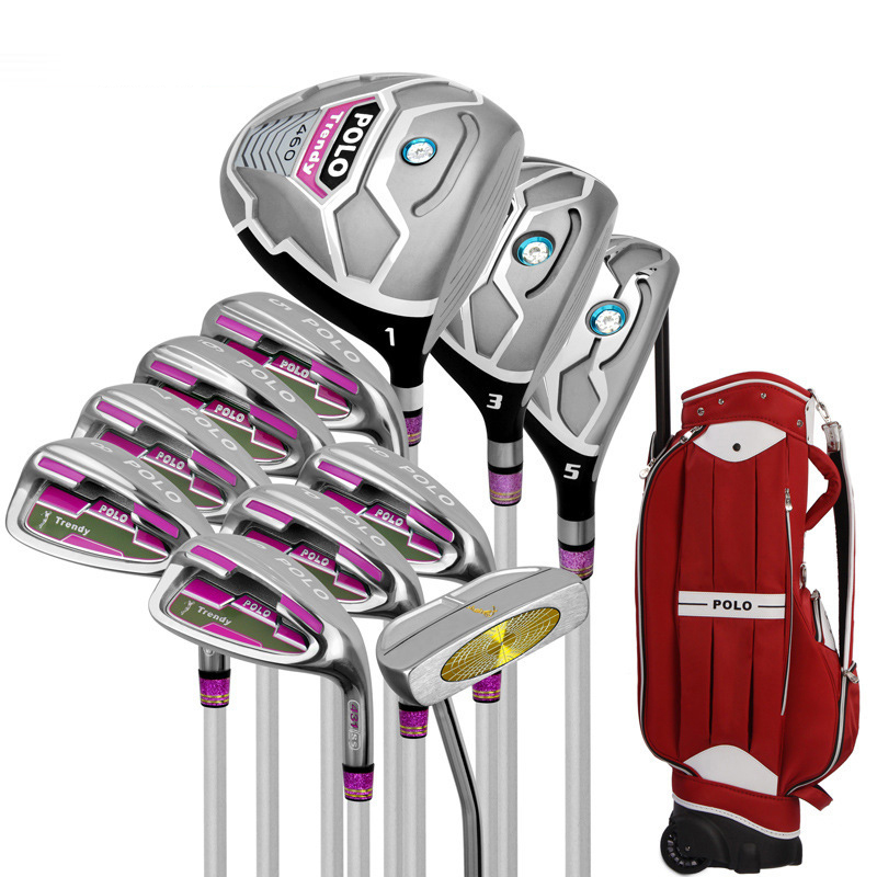 Golf beginner golf clubs set for woman complete set
