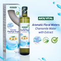 Chamomile Water with Camomile Flower Extract Aromatic Floral Herbal Beverages and Drinks supplement Soft drink Products