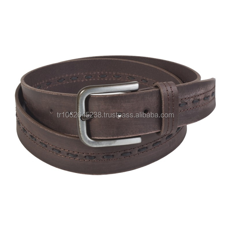 Leather Belt from Turkey