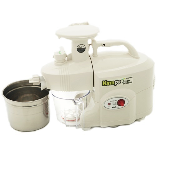 GREEN POWER KEMPO [GPT-E1303] Standard/Exclusive-Pro Twin Gear Slow Juicer Green Fruit Extractor Double Gear