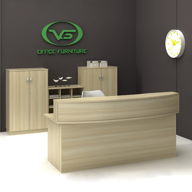 Malaysia Office Furniture EX Series Reception Counter