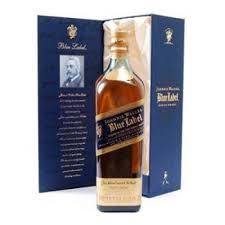 Johnnie Walker Blue Label Whisky 700ml