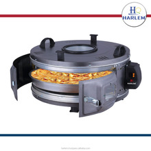 Electrical Round Oven with Ceiling Window&Thermostat