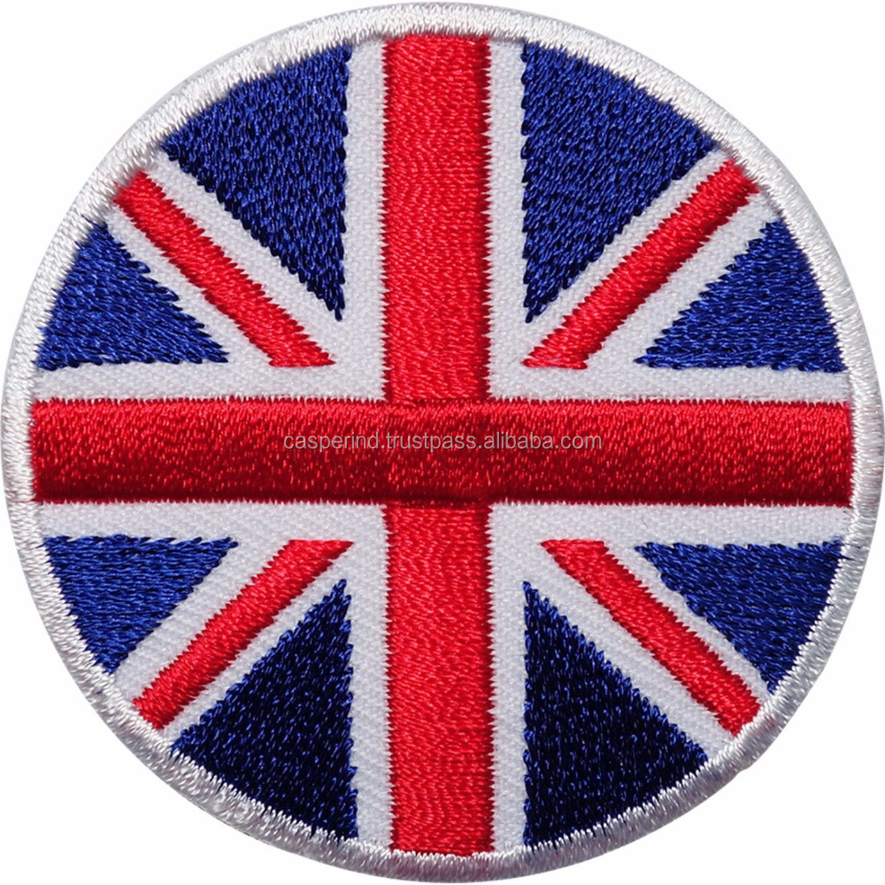 Multi Functional 2017 custom design Best Quality Embroidery badges clothing Customized embroidery/woven patches