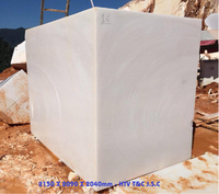 NATURAL STONE/ WHITE MARBLE BLOCKS ( larger than 5 cubic meters )