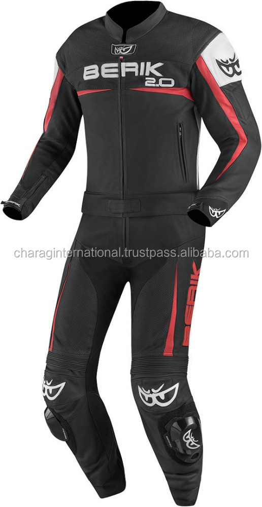 New Motorbike/Motorcycle Racing Leather Suit