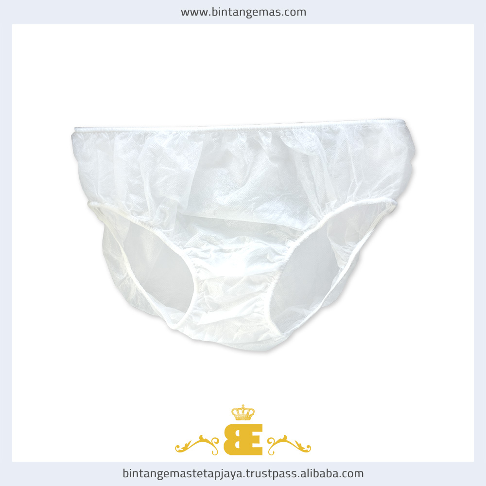 Disposable Panties - for Spa