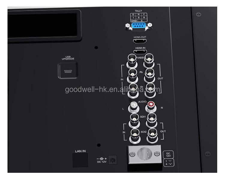 P215-9DSW ports