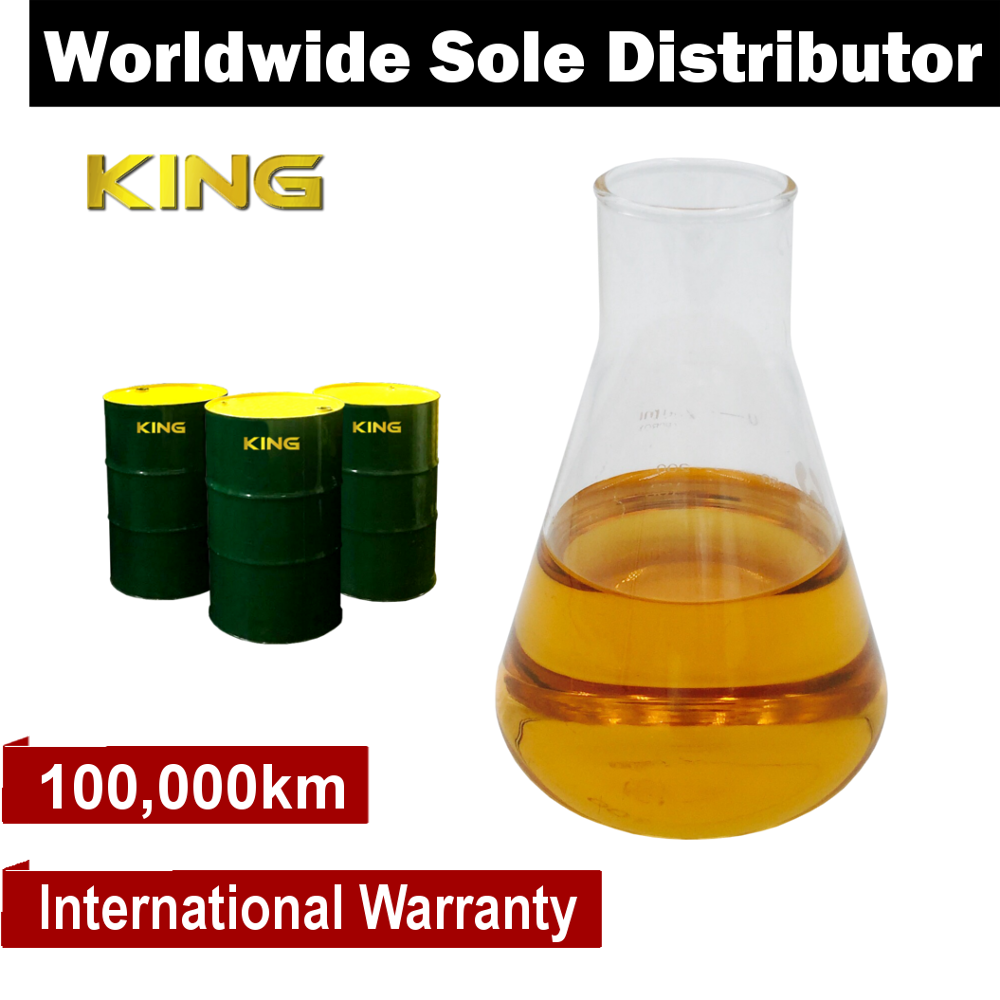 King Super High-Tech 100,000km Manufacture Motorcycle Engine Oil From Singapore OEM ODM