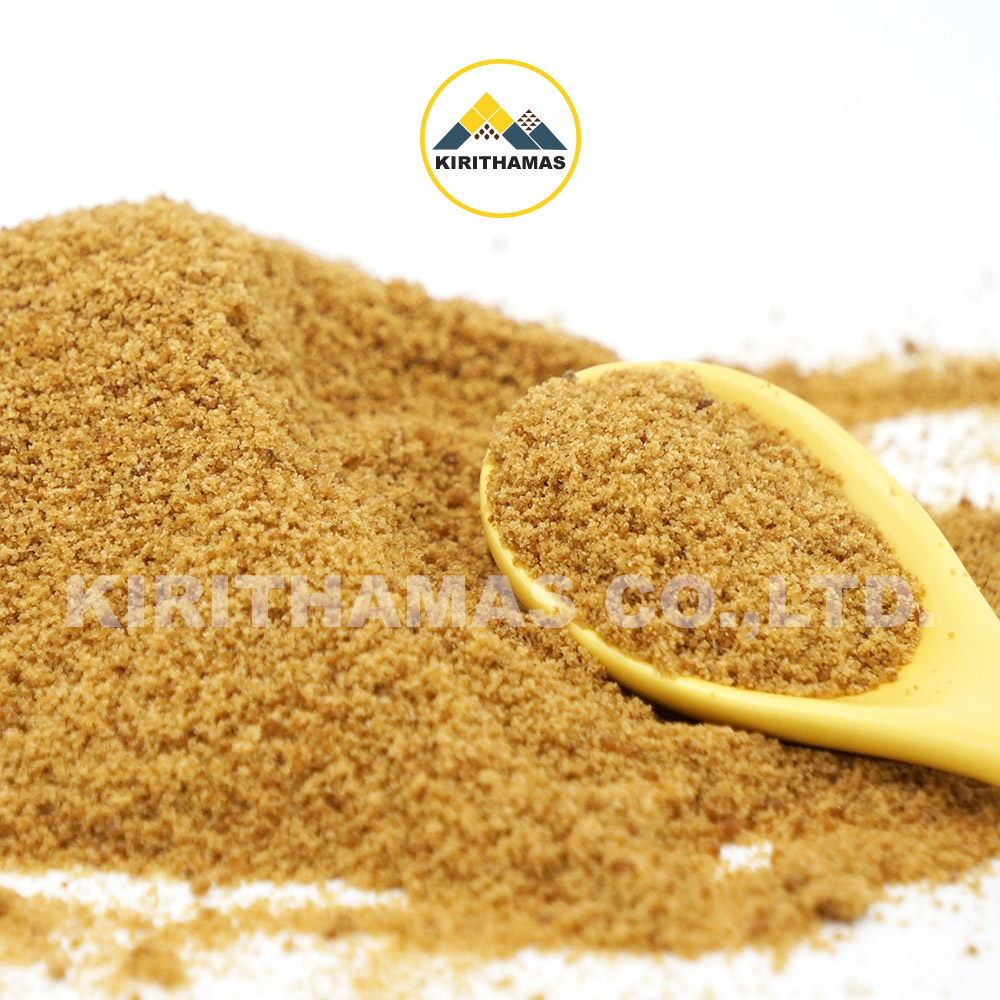 Unbleached granulated raw Coconut sugar wholesale price